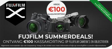 FujiFilm Zomerdeals
