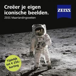 ZEISS Maanlandingsweken t/m 15.09.2019