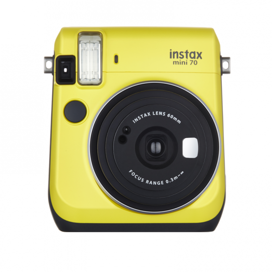 Fuji-Instax-Mini-70-Canary-Yellow